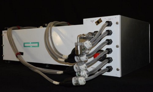 HPE computer for ISS mission